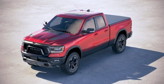 2021 Dodge 1500 Rebel Exterior