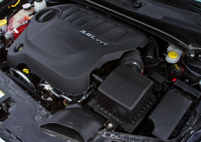 2021 Dodge Avenger Engine