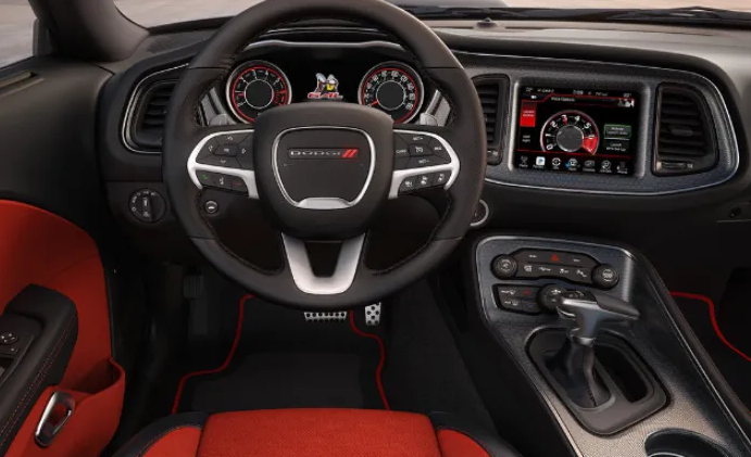 2021 Dodge Challenger Interior