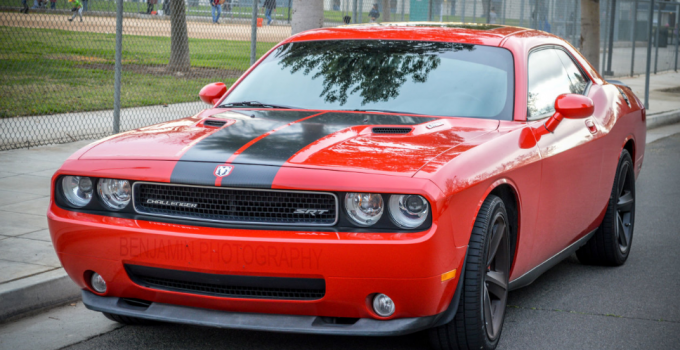 2021 Dodge Challenger SRT8 Engine