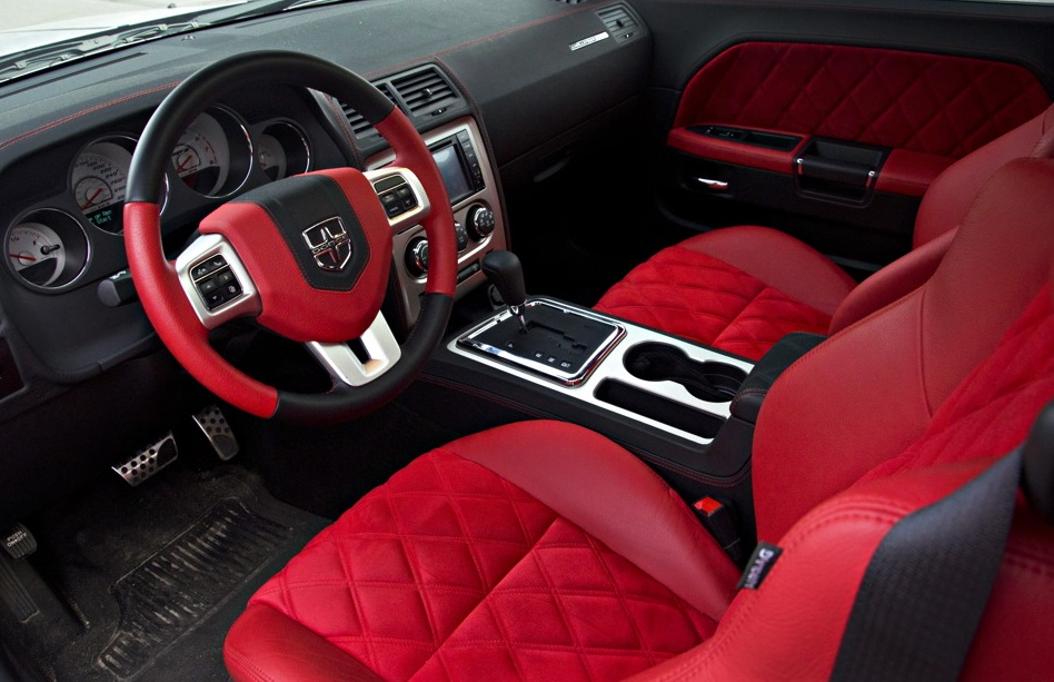 2021 Dodge Challenger SRT8 Interior