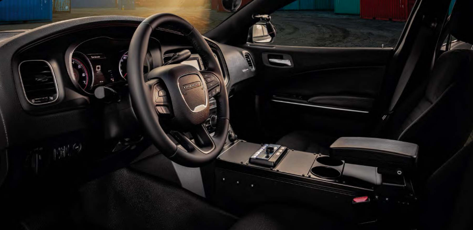 2021 Dodge Charger AWD Interior