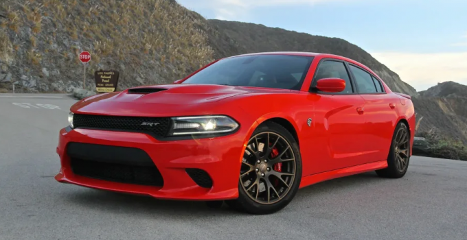 2021 Dodge Charger SRT Exterior