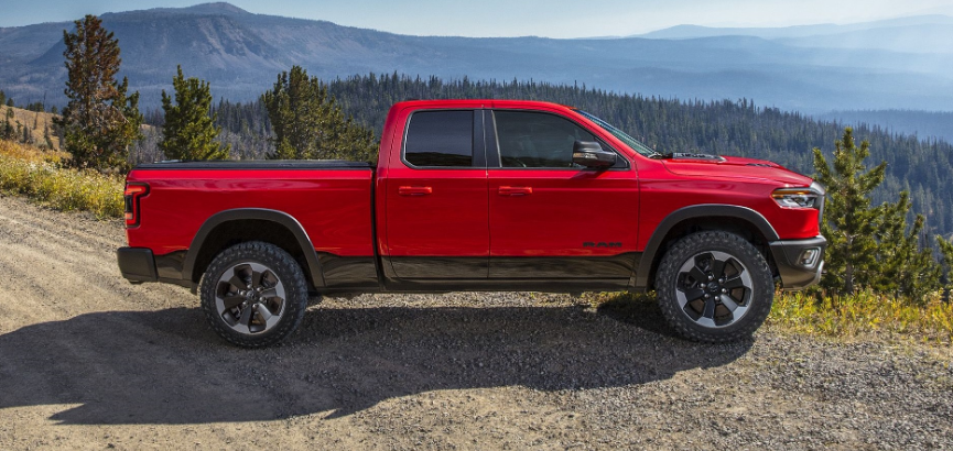 2021 Dodge Dakota Pickup Exterior