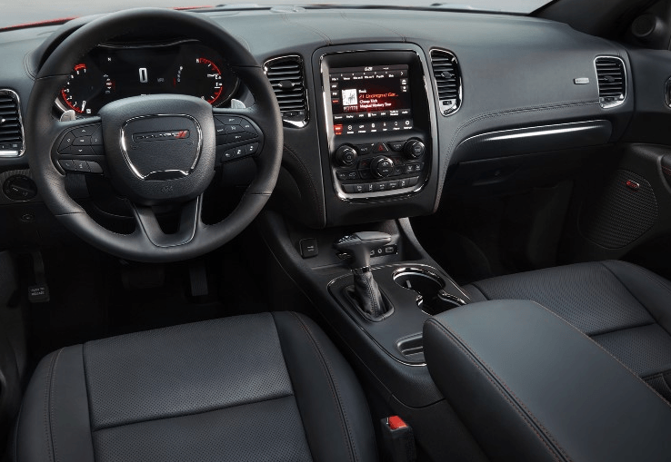 2021 Dodge Dakota Pickup Interior