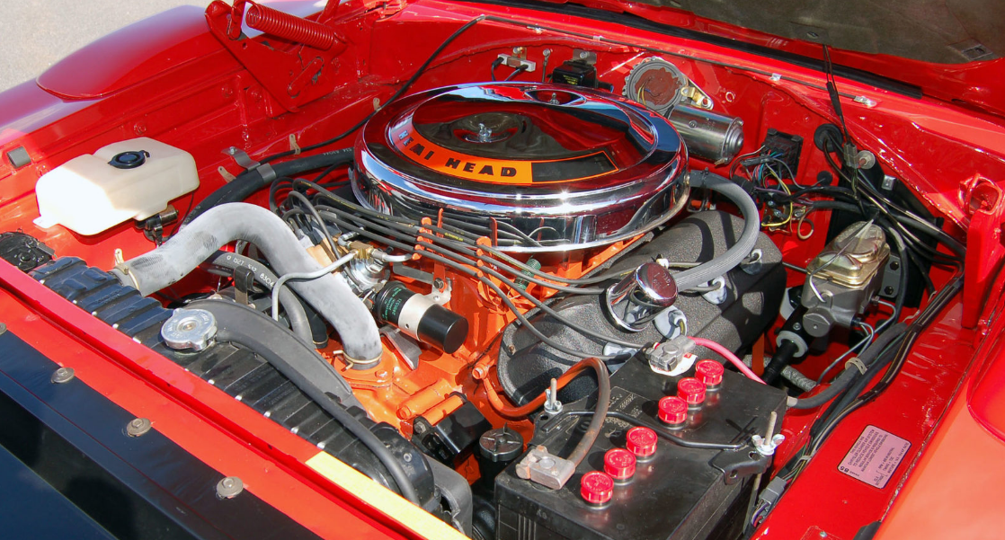 2021 Dodge Daytona Engine