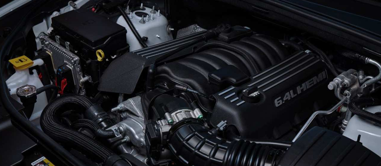 2021 Dodge Durango Engine