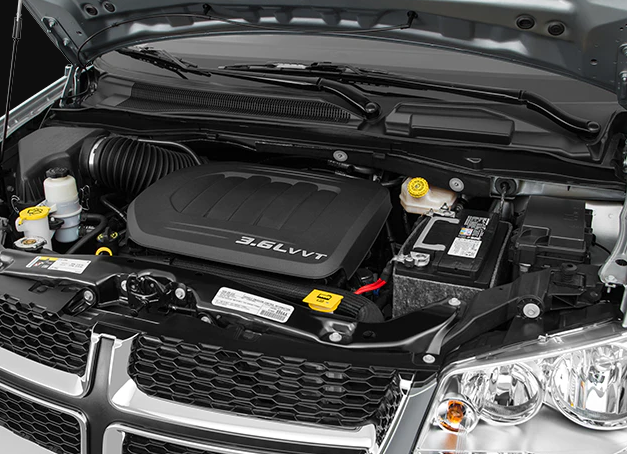 2021 Dodge Grand Caravan Engine