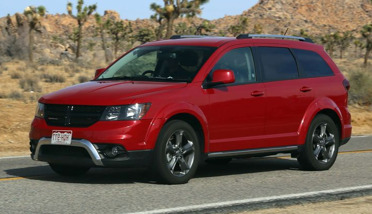 2021 Dodge Journey AWD Exterior