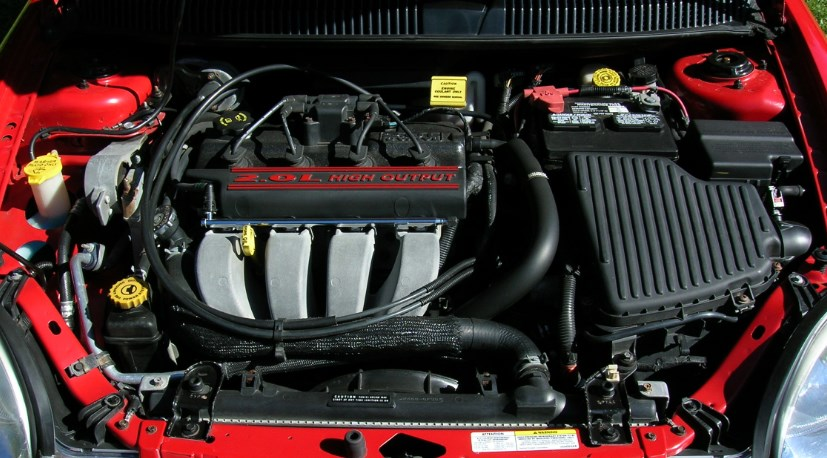 2021 Dodge Neon Engine