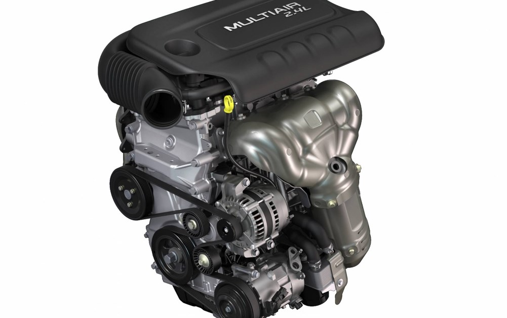 2021 Dodge Ram Promaster Engine