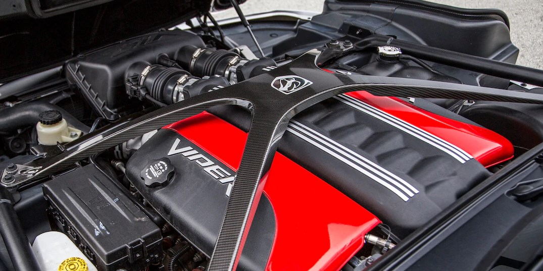 2021 Dodge Viper Engine
