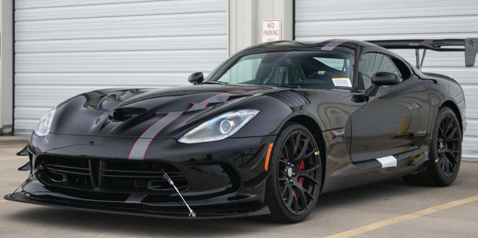 2021 dodge viper horsepower price top speed interior