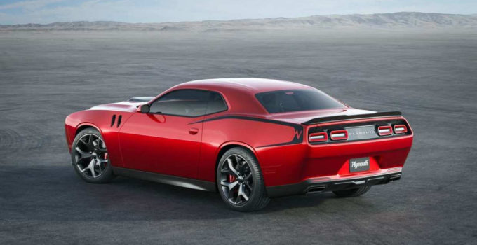 2021 Plymouth Barracuda Release Date And Concept Car Review