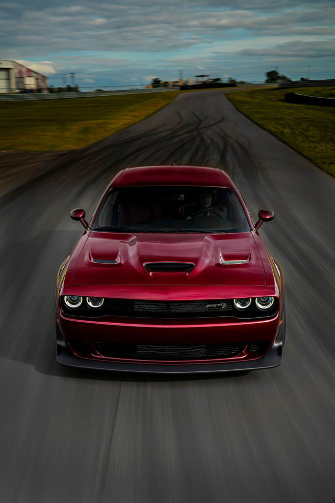 Dodge Launches The Sticky New 2018 Challenger SRT Hellcat