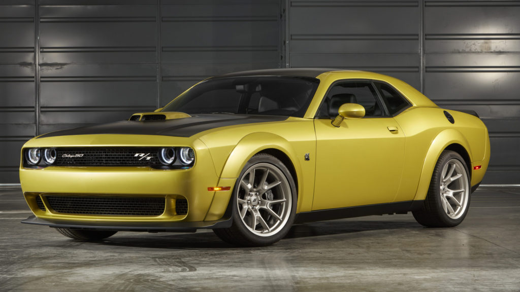 2020 Dodge Challenger 50th Anniversary Edition Marspeed
