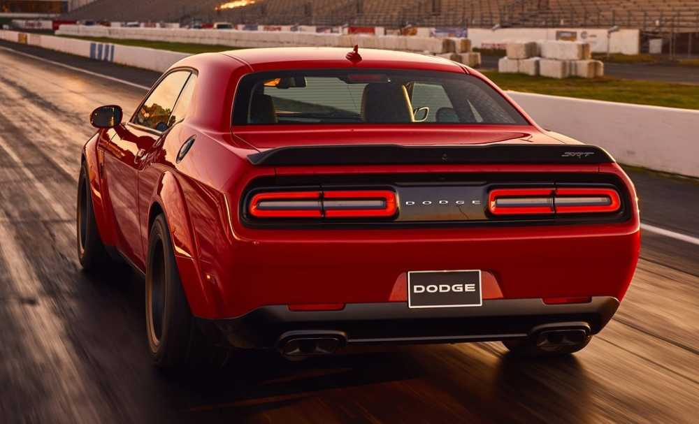 2021 Dodge Challenger SRT Demon Release Date Price And