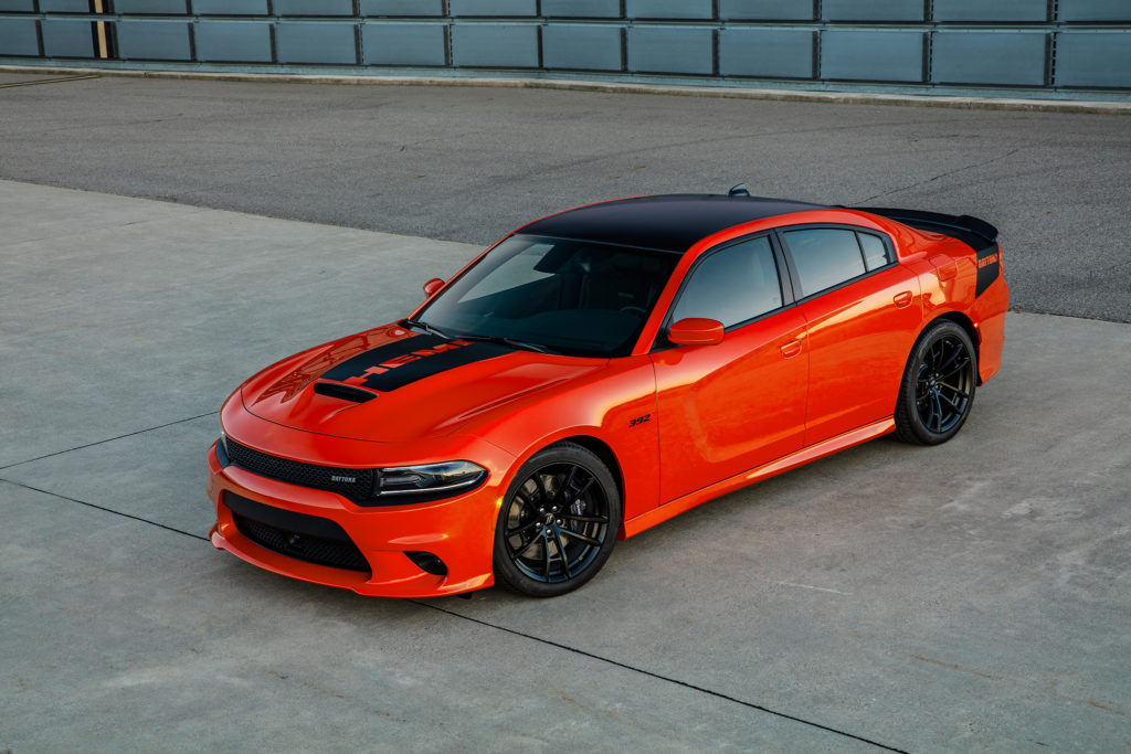 2021 Dodge Charger Daytona Colors Cargo Space Exterior