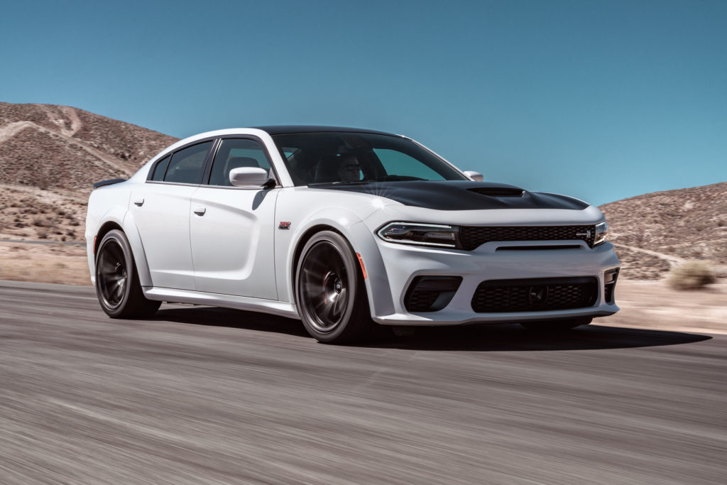 Dodge Goes Widebody On The 2020 Charger MotorWeek