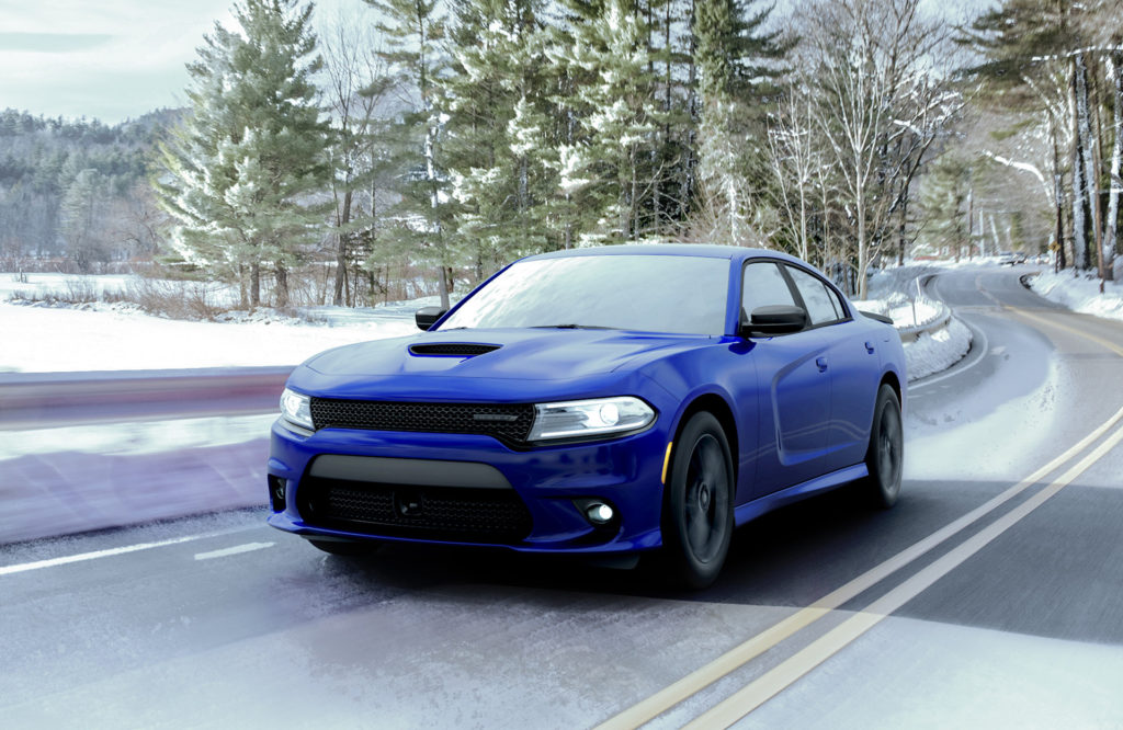 Dodge Adds AWD To Sporty Charger GT For 2020