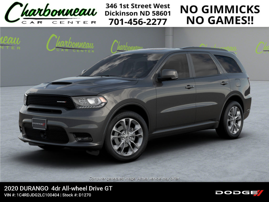 New 2021 Dodge Durango Gt Accessories Awd Review