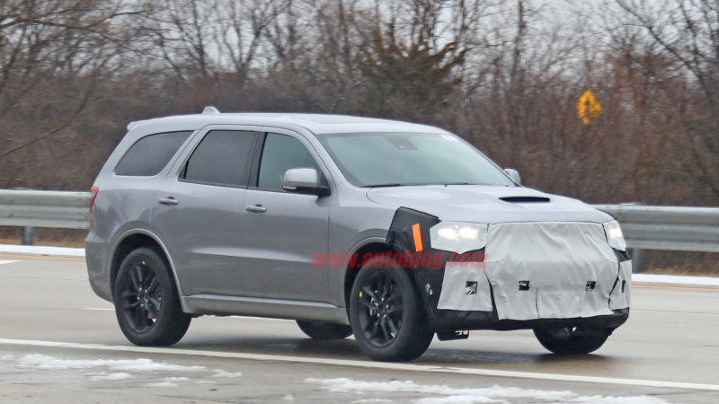 Dodge Durango News And Reviews Autoblog