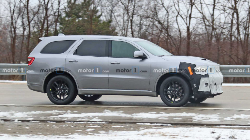 New 2021 Dodge Durango Rt Hp Headlights Images Dodge