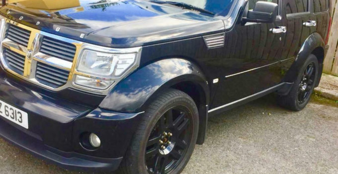 New Dodge Nitro 2017 2021 Dodge Part 3