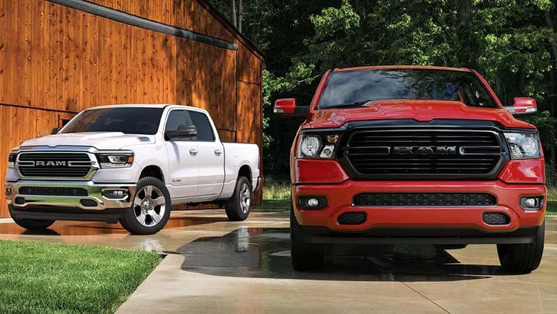 How To Pick A 2020 RAM Model And Trim Comparison