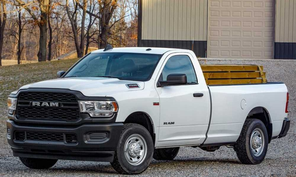2021 Ram 2500 Release Date Price And Changes