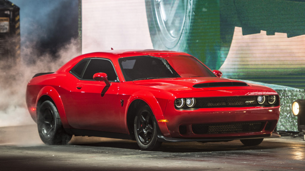 2022 Dodge Challenger Demon Specs Hp 0 60 Cost Dodge