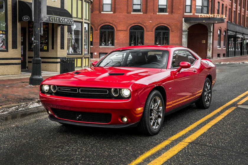 New 2022 Dodge Challenger GT Specs AWD Review Price