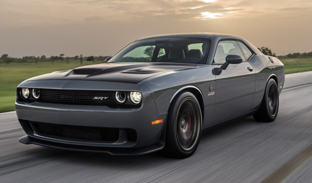 Hennessey Performance Donut Recipe Dodge Hellcat 1 000