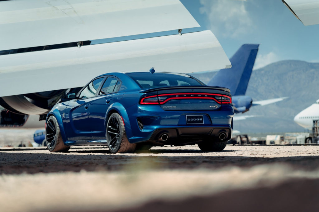 Non Widebody Dodge Charger SRT Hellcat Discontinued For