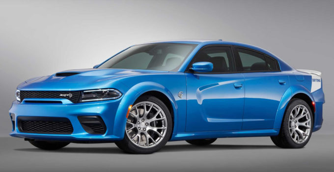 2022 Dodge Charger New Colors News New Body Style