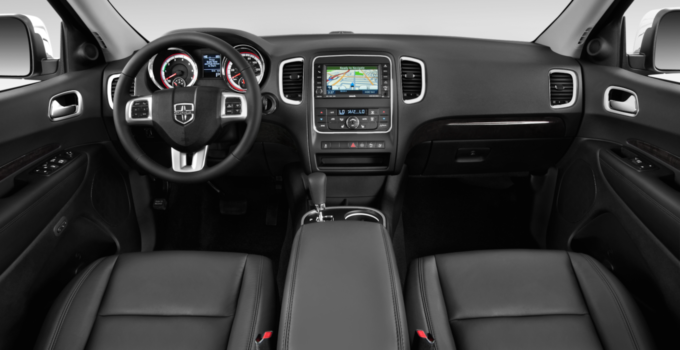 2012 Dodge Durango Reviews And Rating Motor Trend