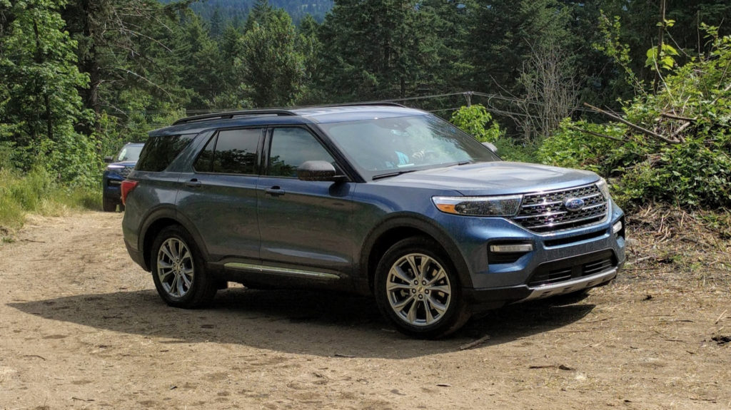 2020 Ford Explorer Mpg Features Dimensions 2022 Ford