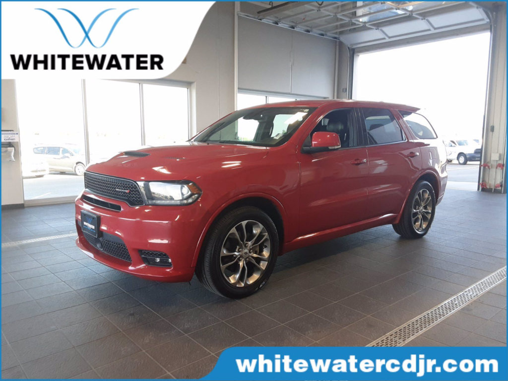 Pre Owned 2019 Dodge Durango R T Sport Utility In