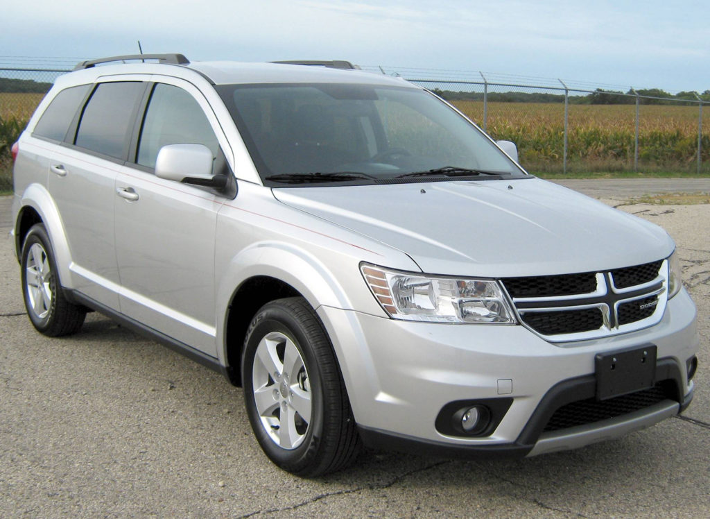 2010 Dodge Journey R T 4dr SUV 3 5L V6 Auto