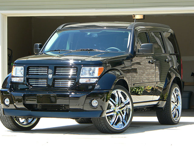 Dodge Nitro R T Technical Details History Photos On