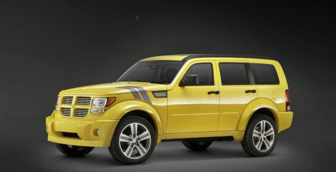 New Dodge Nitro For Sale 2021 Dodge