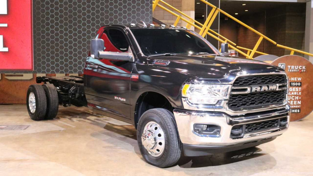 New 2021 Dodge Ram 4500 Cab And Chassis Specs Diesel