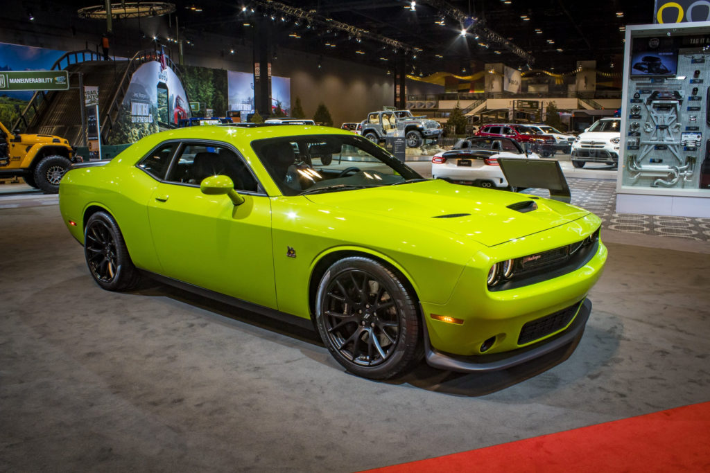 2022 Dodge Challenger Pictures Hp Review Dodge Specs News
