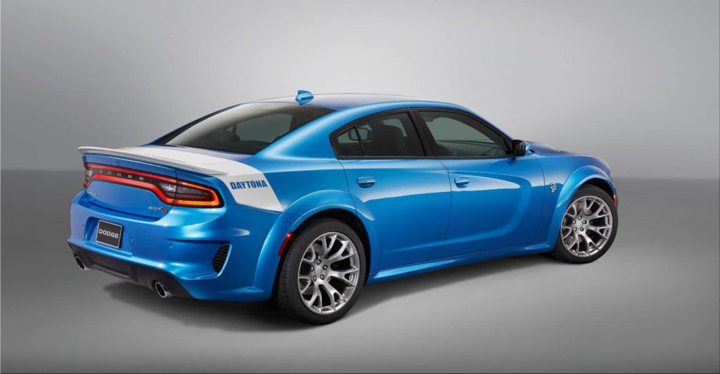Dodge Charger Daytona 50th Anniversary Edition Fit For