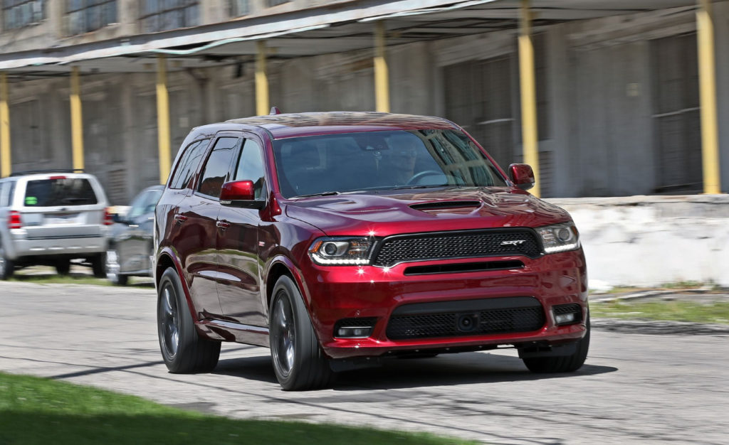2018 Dodge Durango SRT Video Review Car And Driver