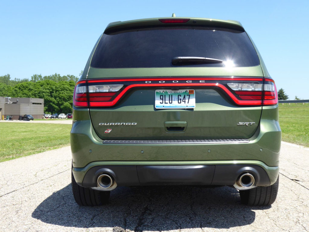 Test Drive 2020 Dodge Durango Review Expert Reviews J