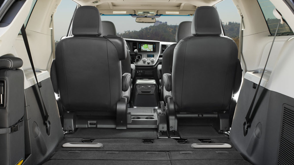 Dodge Grand Caravan 2015 Cargo Space Wallpaper 1920x1080