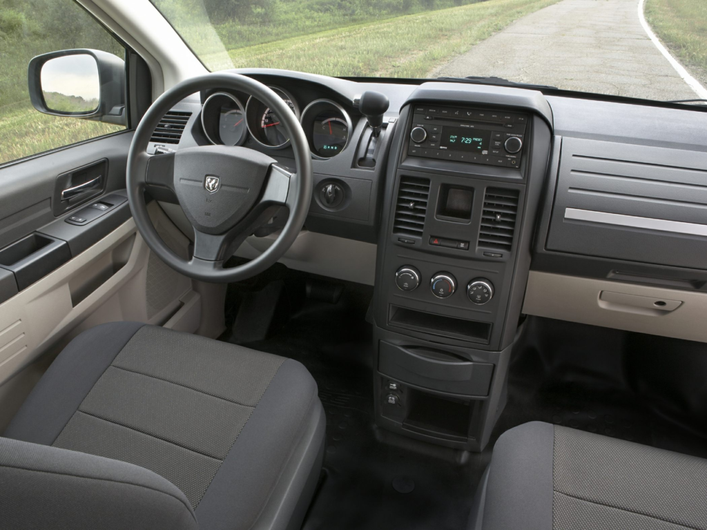2010 Dodge Grand Caravan Price Photos Reviews Features