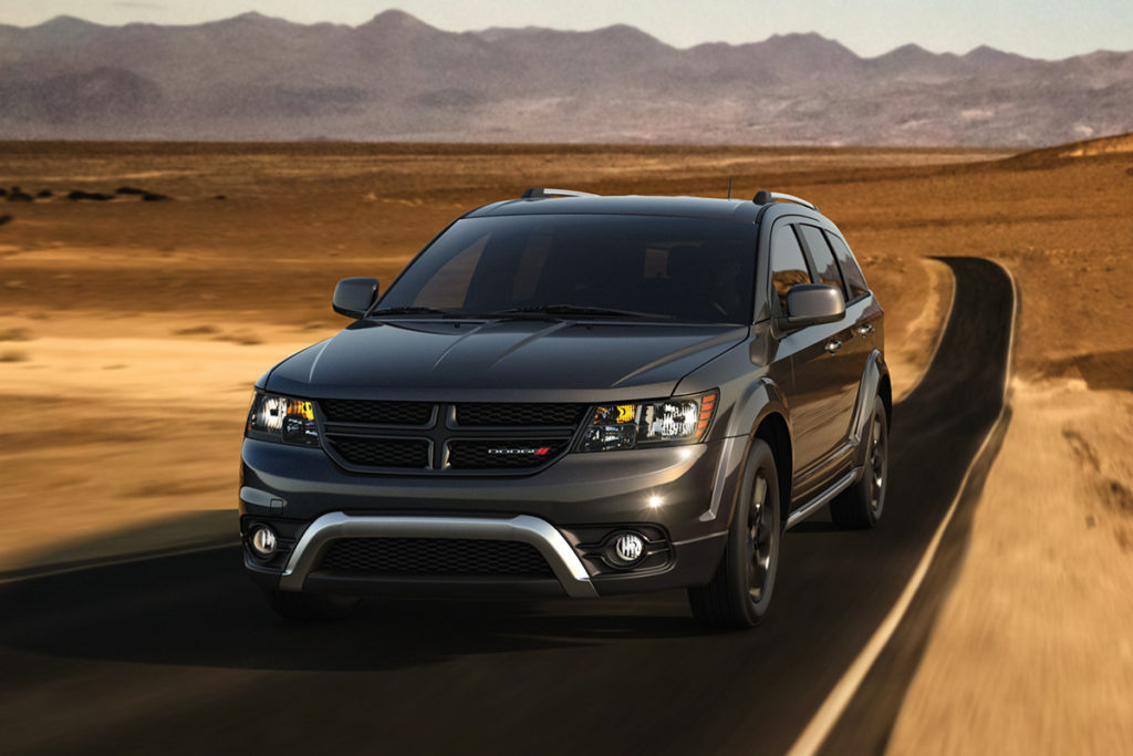 2021 Dodge Journey Accessories All Wheel Drive Build And