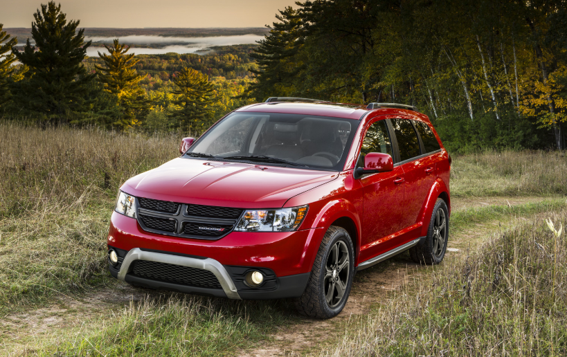 2019 Dodge Journey AWD Spy Photos Release Date Redesign